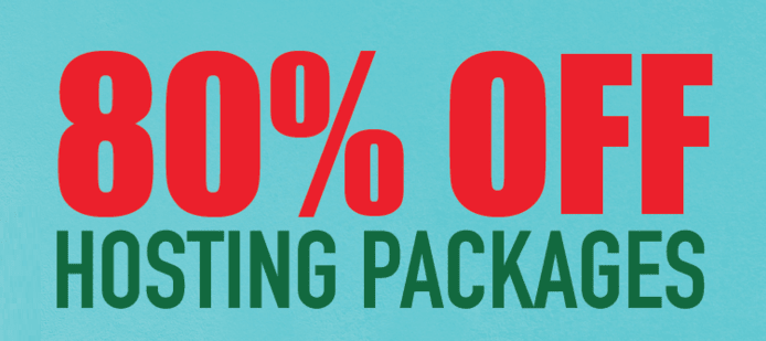 Stablehost Off 80% Packages