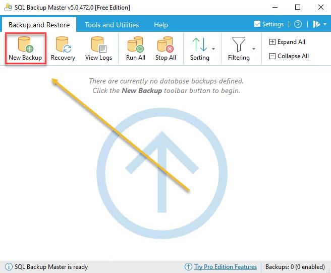 Cấu hình SQL Server